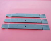 Mower Deck Blades (set of 3)